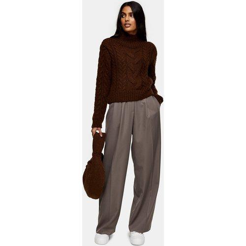 Pantalon habillé ajusté - Topshop - Modalova