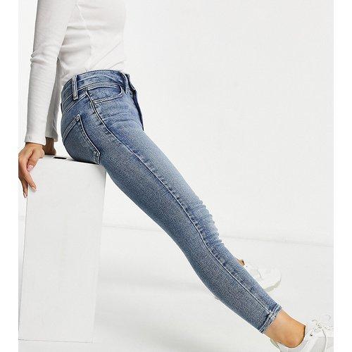 Jean skinny - moyen - Topshop Petite - Modalova