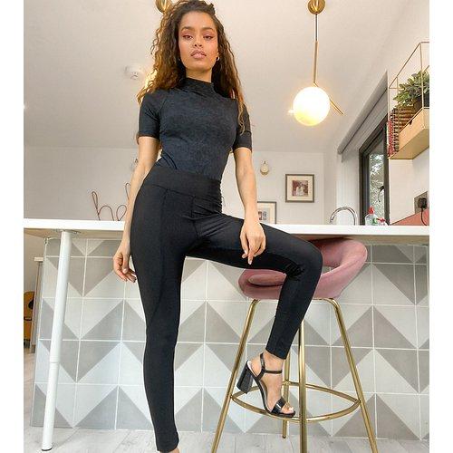 Legging ultra brillant - Topshop Petite - Modalova