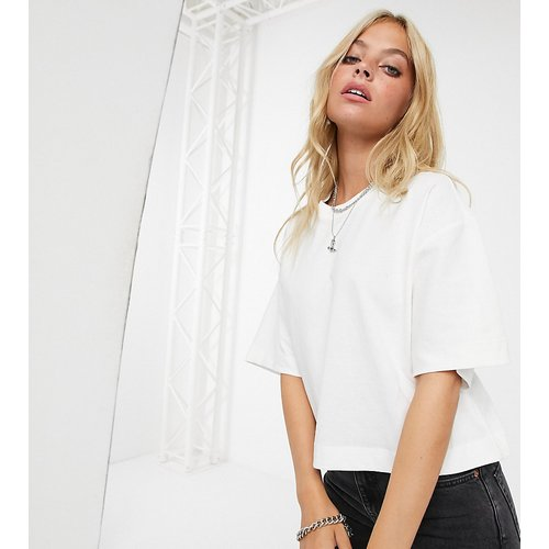 T-shirtcoupe carrée - Topshop Petite - Modalova