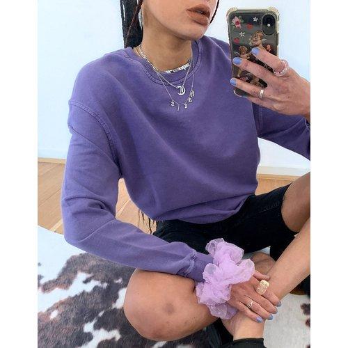 Sweat-shirt (pièce d'ensemble) - délavé - Topshop - Modalova