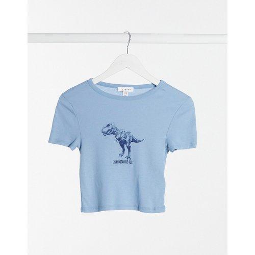 T-shirt motif T-rex - Topshop - Modalova