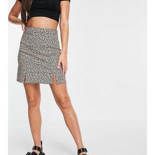Tall - Mini-jupe - Imprimé léopard - Topshop - Modalova