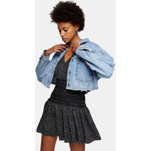 Veste en jean courte - Topshop - Modalova