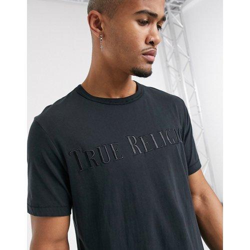 T-shirt à logo brodé - True Religion - Modalova