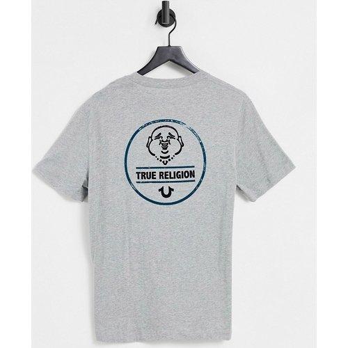 T-shirt à logo imprimé au dos - True Religion - Modalova