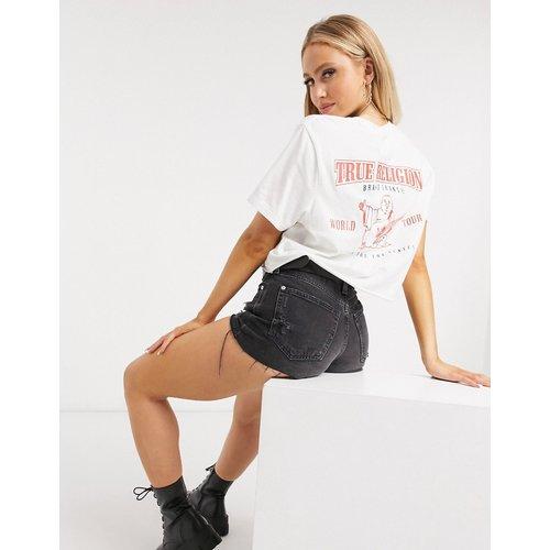 T-shirt avec logo au dos - True Religion - Modalova