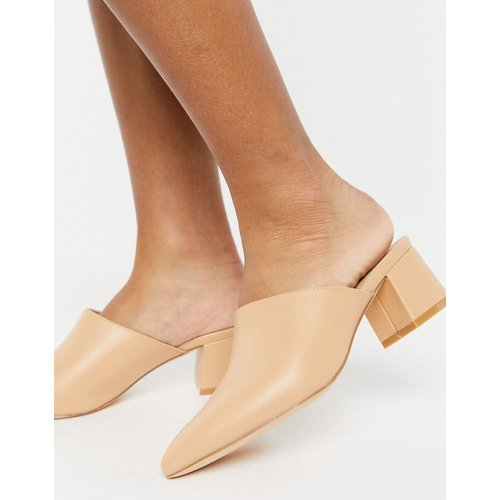 Mules pointues - Beige - Truffle Collection - Modalova