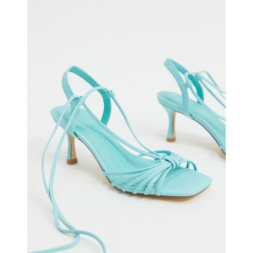 Sandales à brides et talons mi-hauts - Truffle Collection - Modalova