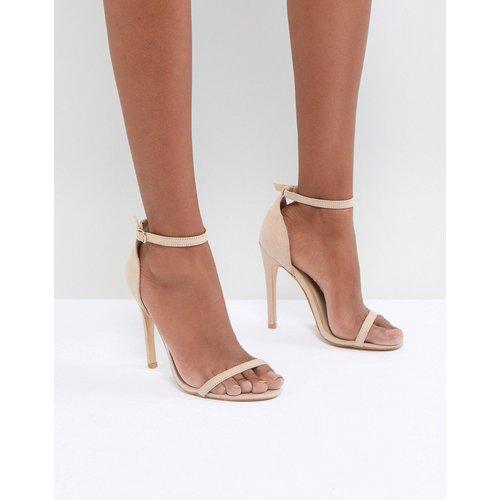 Sandales minimalistes à talons - Truffle Collection - Modalova