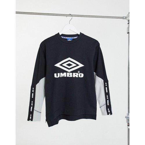 Umbro - Lina - Sweat-shirt - Noir - Umbro - Modalova