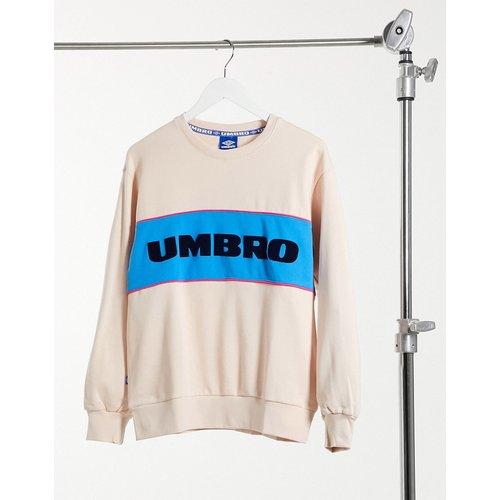 Tyan - Sweat-shirt à col ras de cou - camée - Umbro - Modalova