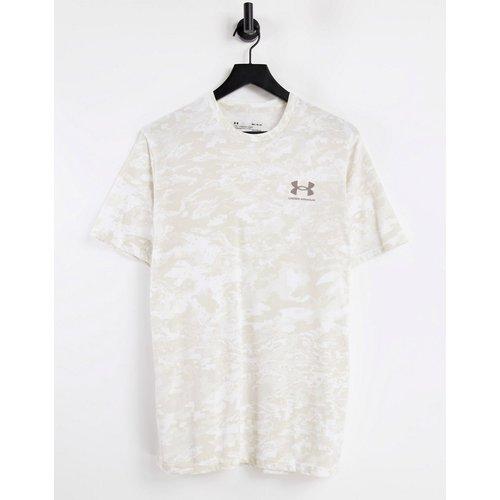 ABC - T-shirt camouflage - et marron - Under Armour - Modalova