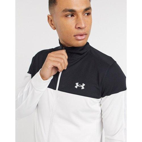 Sportstyle - Veste de survêtement en piqué - et blanc - Under Armour - Modalova