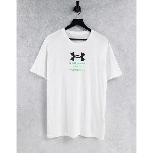Symbol - T-shirt à logo - Under Armour - Modalova