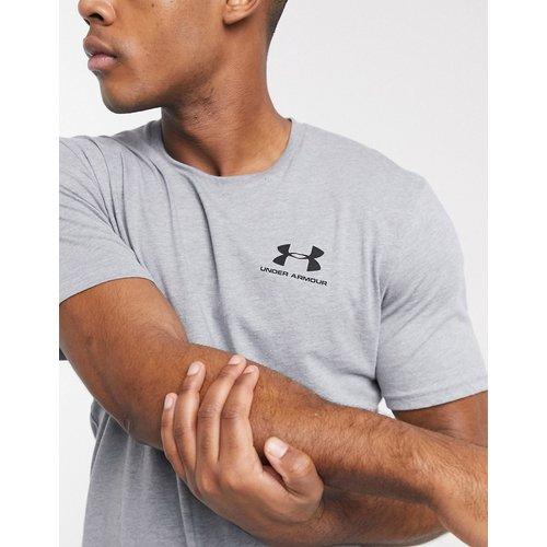 T-shirt à logo style sport - Under Armour - Modalova