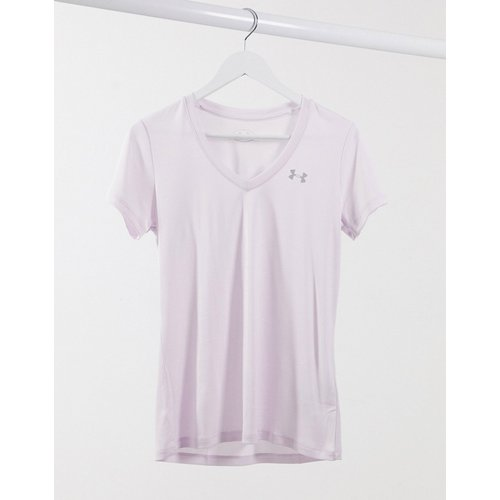 T-shirt col V - Under Armour - Modalova