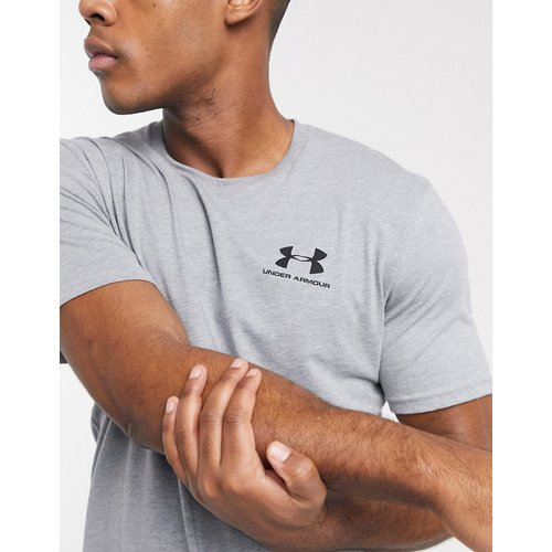 T-shirt de sport à logo - Under Armour - Modalova