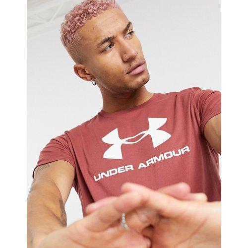 Under Armour - T-shirt - Rouge - Under Armour - Modalova