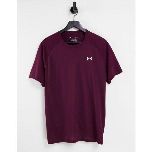 Tech 2.0 - T-shirt - Bordeaux - Under Armour - Modalova