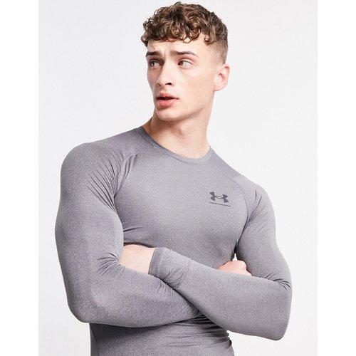 Training HeatGear - T-shirt de sous-vêtement à manches longues - Under Armour - Modalova