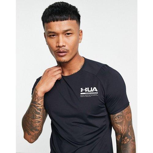 Training Iso-Chill HeatGear - T-shirt de sous-vêtement perforé - Under Armour - Modalova