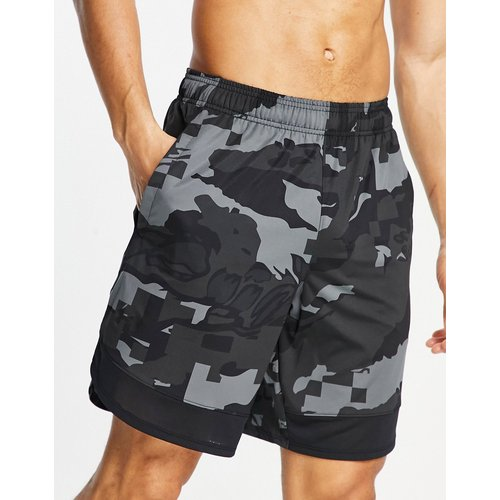 Training - Short extensible à imprimé camouflage - Under Armour - Modalova