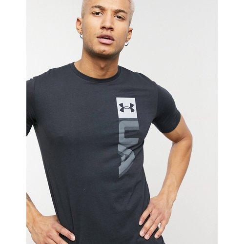 Training - T-shirt à encadré logo - Under Armour - Modalova