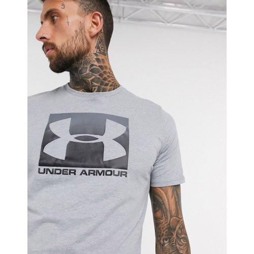 Training - T-shirt à logo carré - Under Armour - Modalova