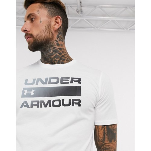 Training - T-shirt avec inscription - Under Armour - Modalova
