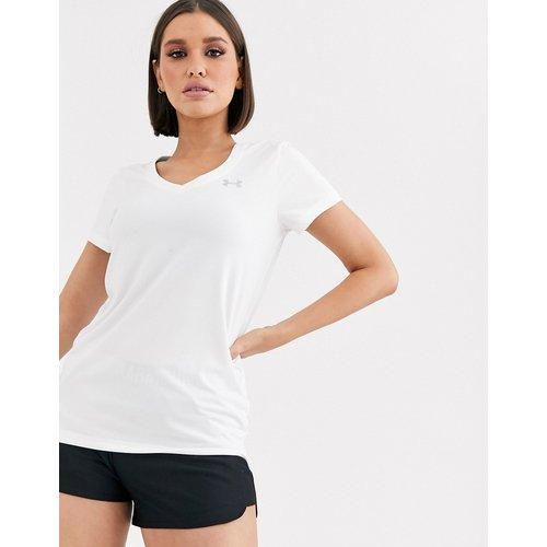 Training Tech - T-shirt col V - Under Armour - Modalova