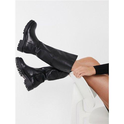 Kenova - Bottes chunky hauteur genou - Vagabond - Modalova