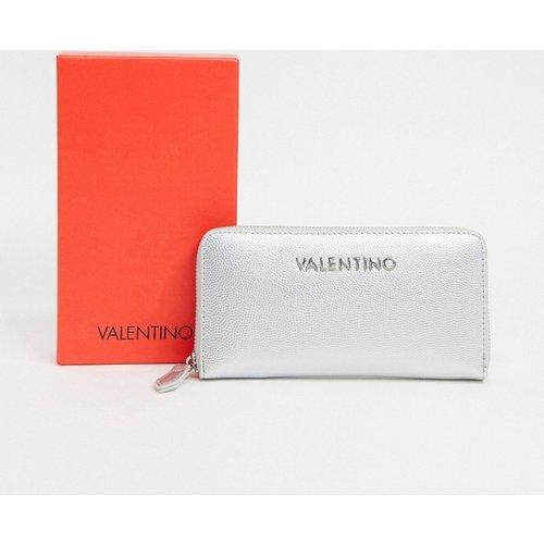 Porte-monnaie avec fermeture éclair sur le pourtour - é - Valentino by Mario Valentino - Modalova