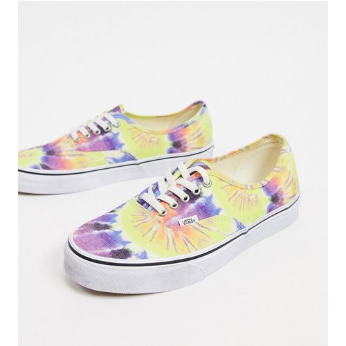 Authentic - Baskets - Délavé effet tie-dye - Vans - Modalova