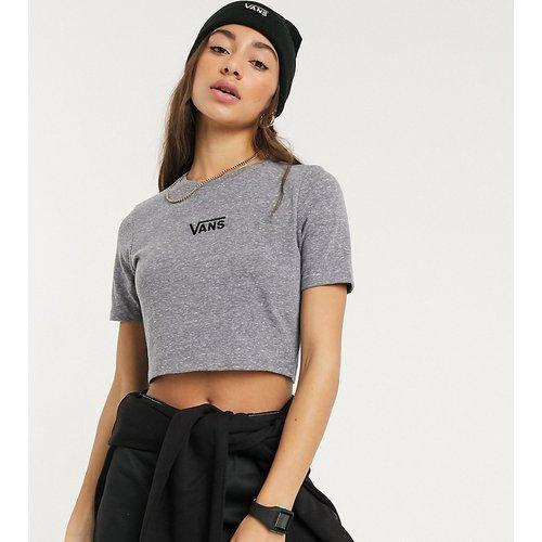 Drop V - T-shirt crop top - - Exclusivité ASOS - Vans - Modalova
