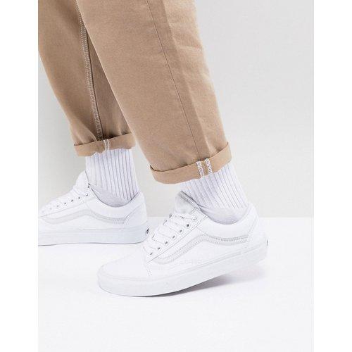 Vans - Old Skool - Baskets - Blanc - Vans - Modalova