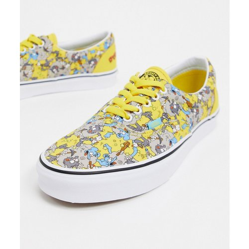 X The Simpsons - Itchy and Scratchy - Era - Baskets - Multicolore - Vans - Modalova