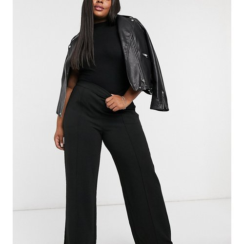 Pantalon large - Vero Moda Curve - Modalova