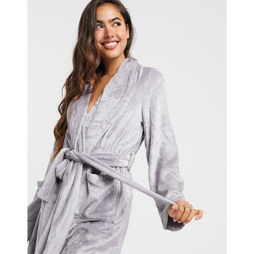 Vero Moda -Robe de chambre - Gris - Vero Moda - Modalova