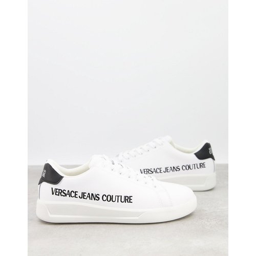 Baskets à logo imprimé - Versace Jeans Couture - Modalova
