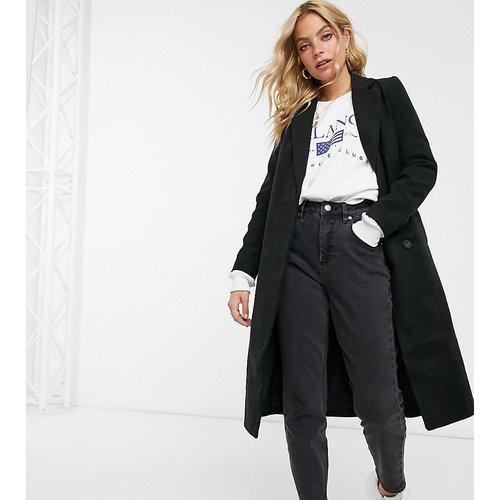 Manteau ajusté avec liens à nouer à la taille - Vila Petite - Modalova