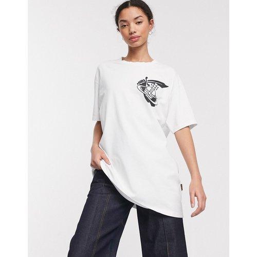 T-shirt à logo encadré - Vivienne Westwood Anglomania - Modalova