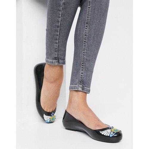 Chaussures plates avec logo aile - Vivienne Westwood for Melissa - Modalova
