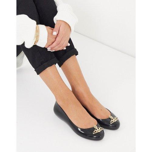 Chaussures plates avec logo - Vivienne Westwood for Melissa - Modalova
