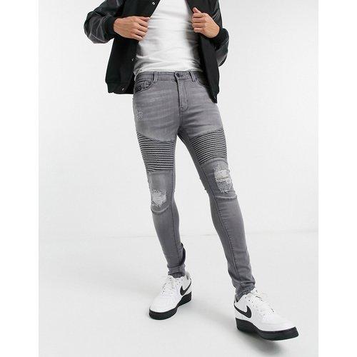 Voi - Hendon - Jean style motard - Voi Jeans - Modalova