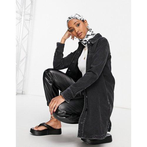 Robe chemise en jean - vintage - Waven - Modalova