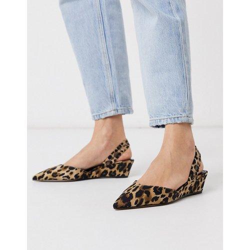 Marsella - Chaussures à talons compensés - Léopard - Who What Wear - Modalova