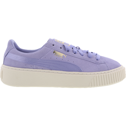 Suede Platform Satin - Chaussures - Puma - Modalova