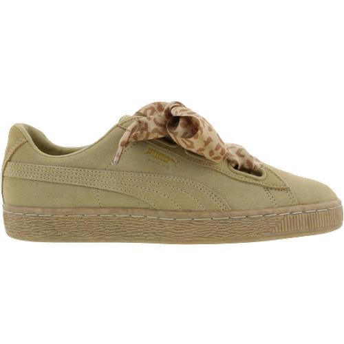 Basket Heart Leopard - Chaussures - Puma - Modalova
