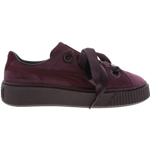 Platform Kiss Velvet - Chaussures - Puma - Modalova